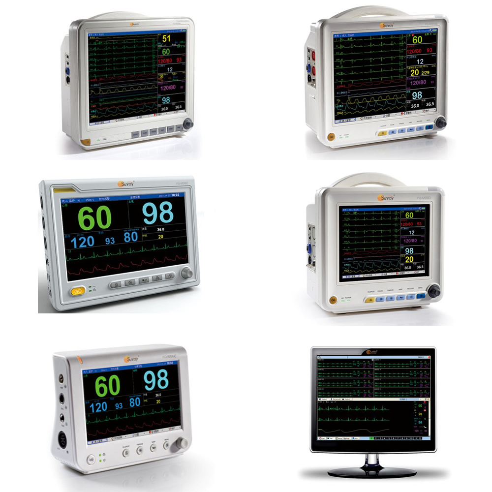 Sunray Medical FD-M99 Series | Monitoreo de Signos Vitales